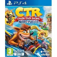 Jeux Video Crash Team Racing Nitro Fueled Jeu PS4 - Activision