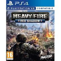 Jeux Video HEAVY FIRE : Red Shadow Jeu PS4 - Aucune