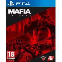 Jeux Video Mafia : Trilogy Jeu PS4
