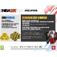 Jeux Video NBA - 2K22 - Jeu Switch