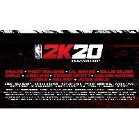 Jeux Video NBA 2K20 Édition Standard Jeu PS4