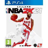 Jeux Video NBA 2K21 Jeu PS4