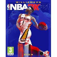 Jeux Video NBA 2K21 Jeu PS5