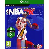 Jeux Video NBA 2K21 Jeu Xbox Series X