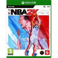 Jeux Video NBA 2K22 Jeu Xbox One