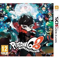 Jeux Video Persona Q2 : New Cinema Labyrinth Jeu 3DS - Atlus