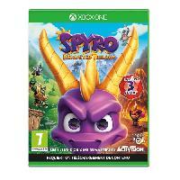 Jeux Video Spyro Reignited Trilogy Jeu Xbox One