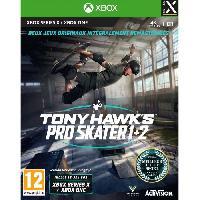 Jeux Video Tony Hawk's Pro Skater 1 + 2 Jeu Xbox Series X et Xbox One
