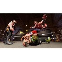 Jeux Video WWE 2K Battlegrounds Jeu Nintendo Switch