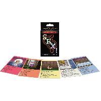 Jeux coquins Jeu Adventurous Sex 50 cartes