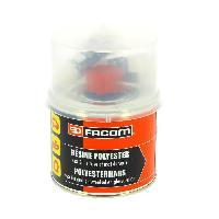 Joint D'etancheite - Mastic FACOM Résine polyester - Collage - Avec durciceur - 500 g