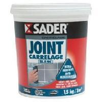 Joint D'etancheite - Mastic Pot Joint blanc Pate - 1.5kg