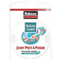 Joint D'etancheite - Mastic RUBSON Joint pret a poser - Longueur 3.5 m