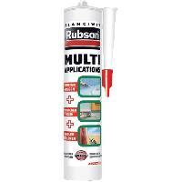 Joint D'etancheite - Mastic RUBSON Mastic multi-usages Cartouche 280ml Blanc