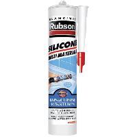 Joint D'etancheite - Mastic RUBSON Mastic sanitaire - Cartouche 280 ml - Blanc