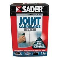 Joint D'etancheite - Mastic SADER Boîte Jointgris Poudre - 1kg