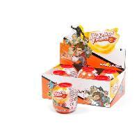 Jonglerie BLAZING TEAM Boîte de 6 surprises yo-yo Combat Rotatif