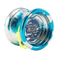 Jonglerie BLAZING TEAM Yo-yo métal Votex Master Niveau 4 - White Night