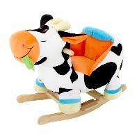Jouet A Bascule Vache a Bascule