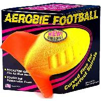 Jouet AEROBIE Balle Football Mixte Multicolore