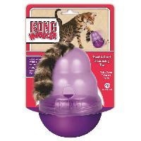 Jouet A Friandise Jouet distributeur de friandises et repas Cat Wobbler - Pour chat