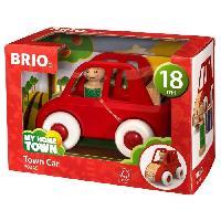 Jouet A Tirer - A Pousser BRIO - My Home Town - Voiture Depart En Week-End - Jouet en bois - Brio World