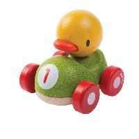 Jouet A Tirer - A Pousser Ducky le Caneton de Course