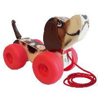 Jouet A Tirer - A Pousser FISHER PRICE 'Classic' - Little Snoopy