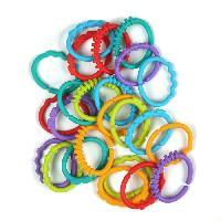 Jouet A Tirer - A Pousser Maillons Fun Links Multicolore