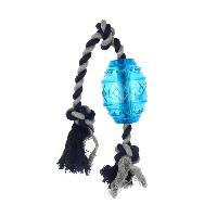Jouet BUBIMEX Jouet sifflant avec corde - Pour chien