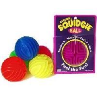 Jouet Balle Squidgie Mixte Multicolore