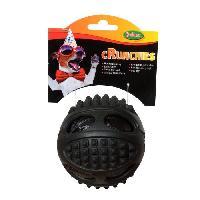 Jouet Balle crunchies TPR - Diametre 10cm