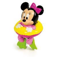 Jouet De Bain CLEMENTONI Disney Baby - P'tite nageuse Minnie - Jouet de bain