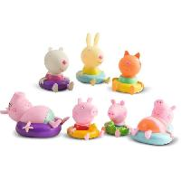 Jouet De Bain PEPPA PIG Pack 2 Figurines de Bain