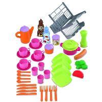 Jouet D'imitation 43 accessoires de cuisine