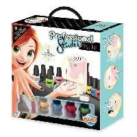 Jouet D'imitation BUKI FRANCE Professional Studio Nail Art