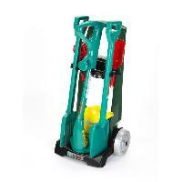 Jouet D'imitation Klein - 2751 - Chariot de jardinage Bosch avec accessoires