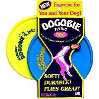Jouet Disque Frisbee Dogobie Mixte Multicolore