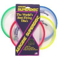 Jouet Disque Frisbee Superdisc Mixte Multicolore
