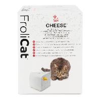 Jouet FroliCat Jouet automatique pour chat Cheese