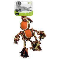 Jouet Jouet corde bonhomme 20cm - Pour chien