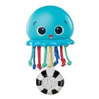 Jouet Premier Age BABY EINSTEIN Hochet méduse Ocean Glow Sensory Shaker - Bleu