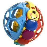 Jouet Premier Age Balle hochet chenille Bendy Ball - Multi Coloris