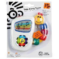 Jouet Premier Age Boite a musique portable Take Along Tunes - Multi Coloris