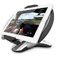 Joystick - Manette - Volant Pc Cideko AD22 Support + volant pour Tablette
