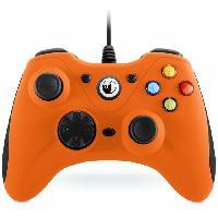 Joystick - Manette - Volant Pc Manette Filaire Big Ben Nacon PCGC-100XF Orange pour PC