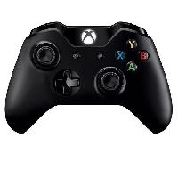 Joystick - Manette - Volant Pc Manette Sans Fil XBOX pour PC et Xbox One - Microsoft