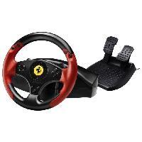 Joystick - Manette - Volant Pc THRUSTMASTER-Ferrari Red legend -PS3-PC