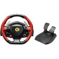 Joystick - Manette - Volant Pc THRUSTMASTER Volant FERRARI 458 SPIDER Racing Wheel - Xbox One