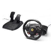 Joystick - Manette - Volant Pc THRUSTMASTER Volant PC Ferrari 458 Italia - Xbox 360